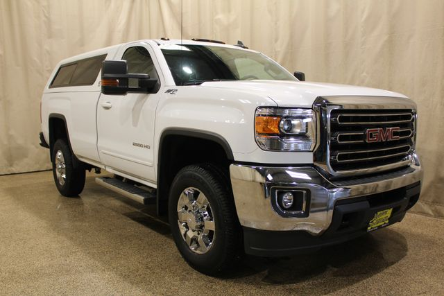 2015 GMC Sierra 2500HD Long Box 4x4 SLE