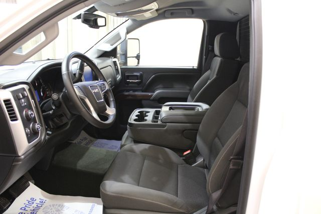 2015 GMC Sierra 2500HD Long Box 4x4 SLE in Roscoe IL, 61073