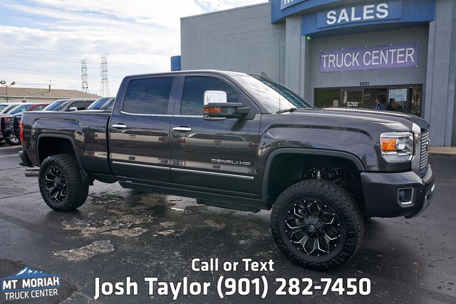 2015 GMC Sierra 2500HD Denali in Memphis Tennessee, 38115