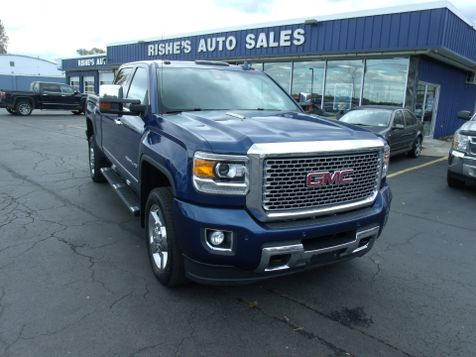 2015 GMC Sierra 2500HD Denali Turbo Diesel Duramax | Rishe's Import Center in Ogdensburg, New York