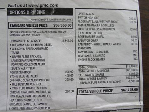 2015 GMC Sierra 2500HD Denali Turbo Diesel Duramax   Rishe's Import Center in Ogdensburg, NY