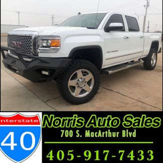 2015 GMC Sierra 2500HD Denali   Oklahoma City, OK   Norris Auto Sales (I-40) in Oklahoma City OK