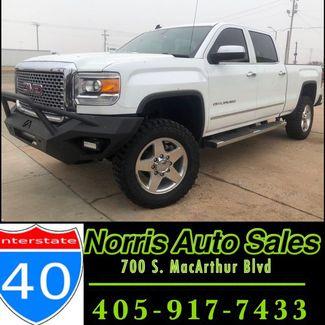 2015 GMC Sierra 2500HD Denali | Oklahoma City, OK | Norris Auto Sales (I-40) in Oklahoma City OK