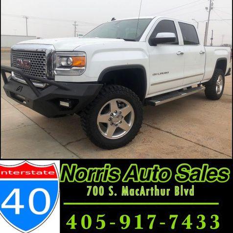 2015 GMC Sierra 2500HD Denali | Oklahoma City, OK | Norris Auto Sales (I-40) in Oklahoma City, OK