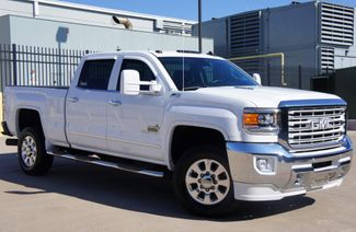 2015 GMC Sierra 2500HD SLT * Diesel * 4x4 * Western Hauler * DRIVER ALERT in Plano, Texas 75093
