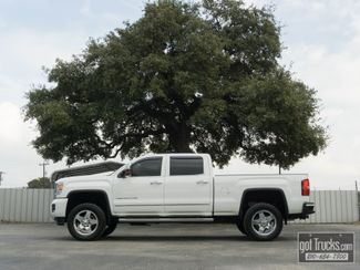 2015 GMC Sierra 2500HD Crew Cab Denali 6.6L Duramax Turbo Diesel 4X4 in San Antonio, Texas 78217