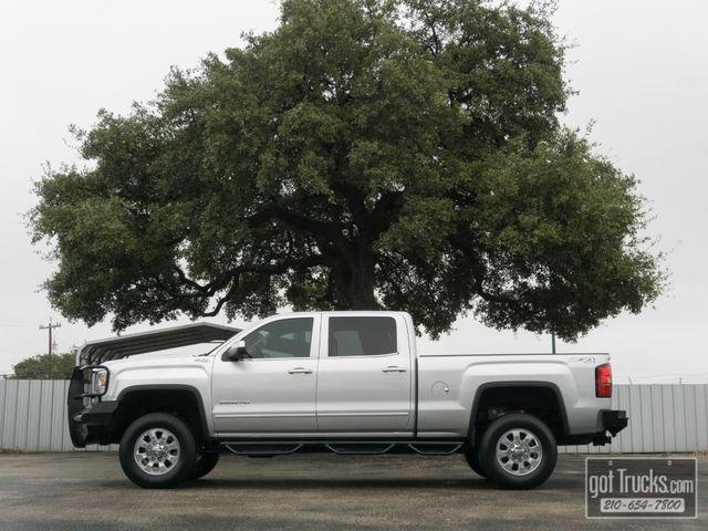 2015 GMC Sierra 2500HD Crew Cab SLE 6.0L V8 4X4 in San Antonio, Texas 78217