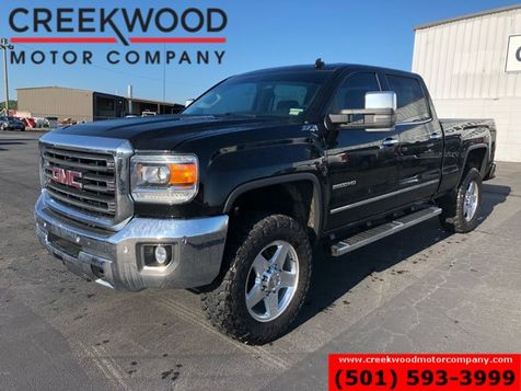2015 GMC Sierra 2500HD SLT 4x4 Diesel Lifted Black Chrome 20s New Tires in Searcy, AR