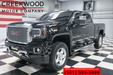 2015 GMC Sierra 2500HD Denali 4x4 Diesel New Tires 1 Owner Nav Roof 20s in Searcy, AR