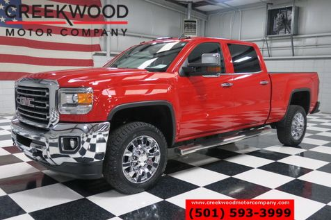 2015 GMC Sierra 2500HD SLT 4x4 Z71 Diesel Nav Chrome 20s Low Miles 1Owner in Searcy, AR