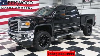 2015 GMC Sierra 2500HD SLT 4x4 Diesel Black 20s New Tires Nav Roof CLEAN in Searcy, AR 72143