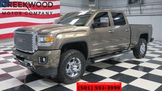 2015 GMC Sierra 2500HD Denali 4x4 Diesel Nav Roof Chrome New Tires CLEAN in Searcy, AR 72143
