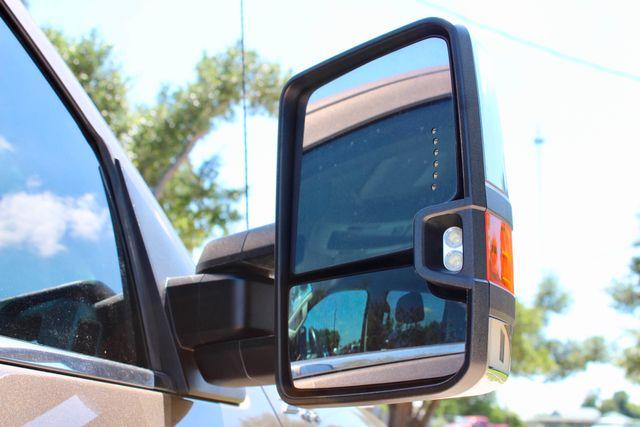 2015 GMC Sierra 2500HD SLT Crew Cab 4x4 6.6L Duramax Diesel Allison Auto Sealy, Texas 27