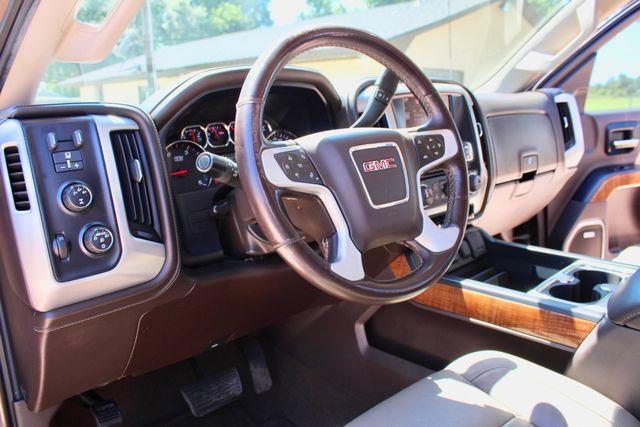 2015 GMC Sierra 2500HD SLT Crew Cab 4x4 6.6L Duramax Diesel Allison Auto Sealy, Texas 34