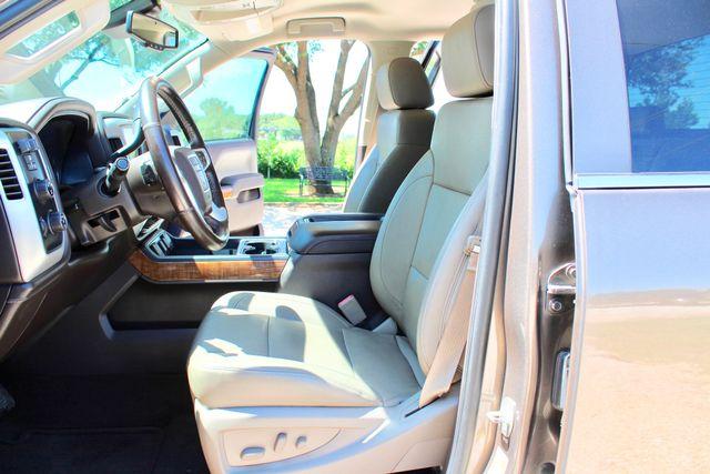 2015 GMC Sierra 2500HD SLT Crew Cab 4x4 6.6L Duramax Diesel Allison Auto Sealy, Texas 35