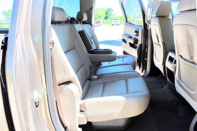 2015 GMC Sierra 2500HD SLT Crew Cab 4x4 6.6L Duramax Diesel Allison Auto Sealy, Texas 44