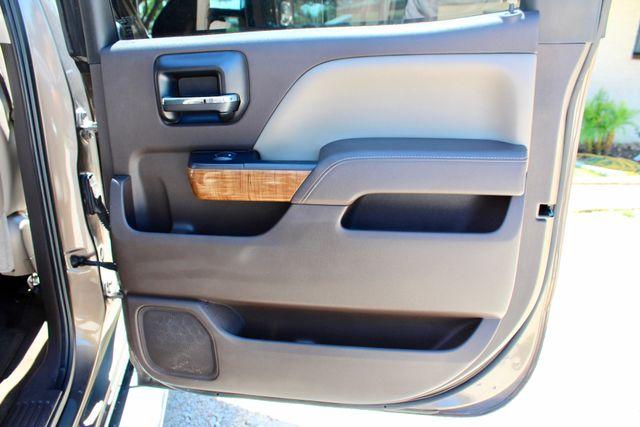 2015 GMC Sierra 2500HD SLT Crew Cab 4x4 6.6L Duramax Diesel Allison Auto Sealy, Texas 46