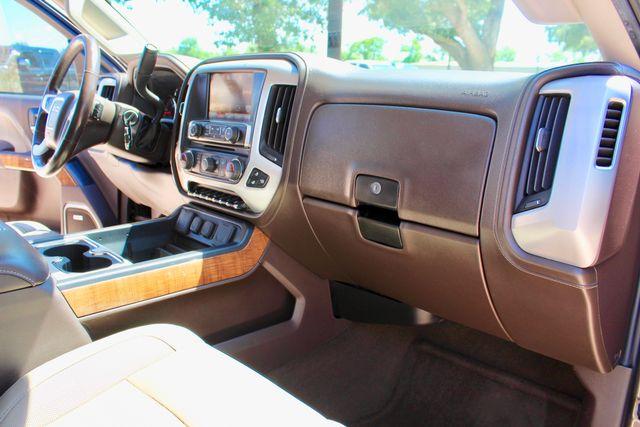 2015 GMC Sierra 2500HD SLT Crew Cab 4x4 6.6L Duramax Diesel Allison Auto Sealy, Texas 47