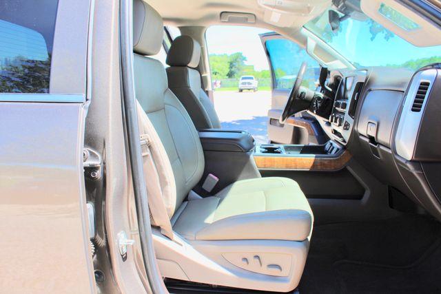 2015 GMC Sierra 2500HD SLT Crew Cab 4x4 6.6L Duramax Diesel Allison Auto Sealy, Texas 48