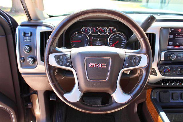 2015 GMC Sierra 2500HD SLT Crew Cab 4x4 6.6L Duramax Diesel Allison Auto Sealy, Texas 52