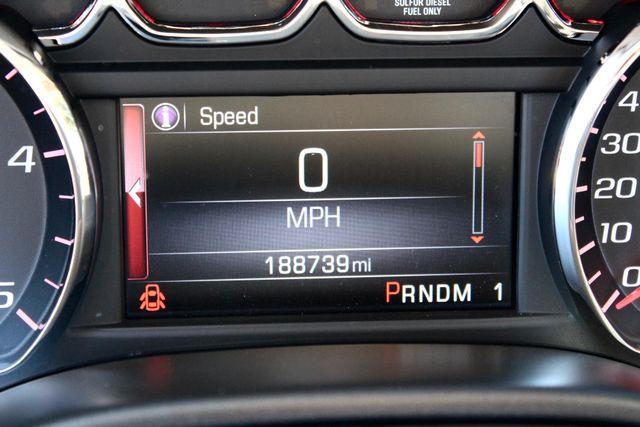 2015 GMC Sierra 2500HD SLT Crew Cab 4x4 6.6L Duramax Diesel Allison Auto Sealy, Texas 56
