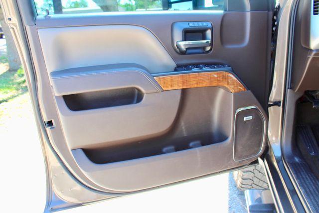 2015 GMC Sierra 2500HD SLT Crew Cab 4x4 6.6L Duramax Diesel Allison Auto Sealy, Texas 38