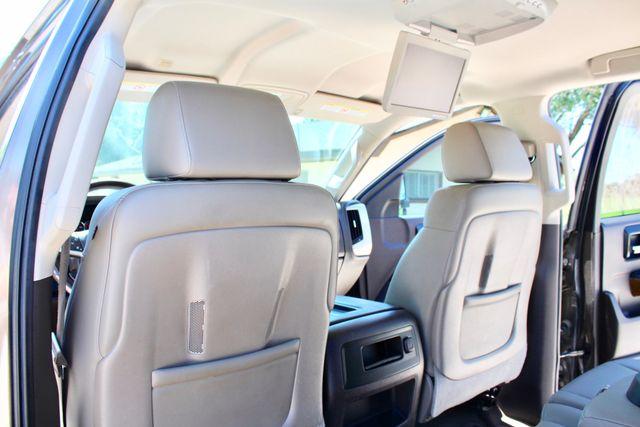 2015 GMC Sierra 2500HD SLT Crew Cab 4x4 6.6L Duramax Diesel Allison Auto Sealy, Texas 39