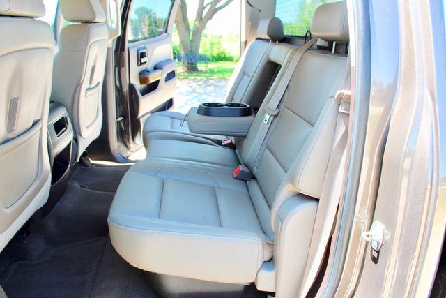 2015 GMC Sierra 2500HD SLT Crew Cab 4x4 6.6L Duramax Diesel Allison Auto Sealy, Texas 40