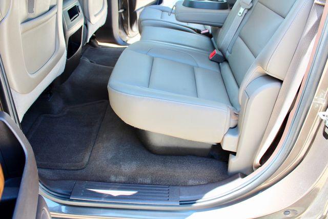 2015 GMC Sierra 2500HD SLT Crew Cab 4x4 6.6L Duramax Diesel Allison Auto Sealy, Texas 41