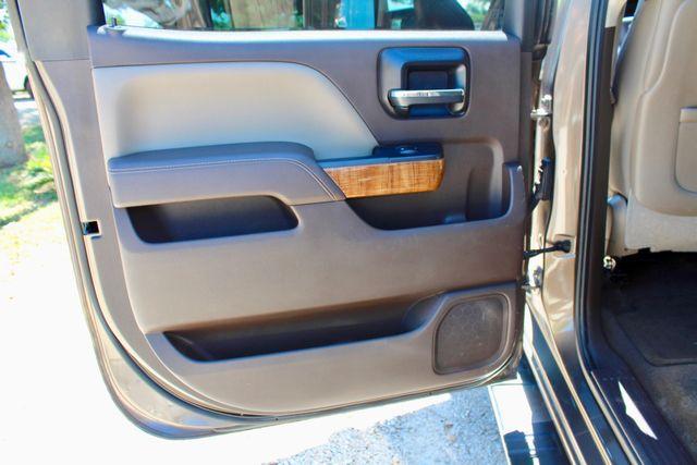 2015 GMC Sierra 2500HD SLT Crew Cab 4x4 6.6L Duramax Diesel Allison Auto Sealy, Texas 42