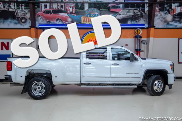 2015 GMC Sierra 3500HD Denali in Addison, Texas 75001