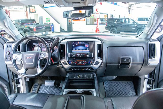 2015 GMC Sierra 3500HD SLT DRW 4x4 in Addison, Texas 75001