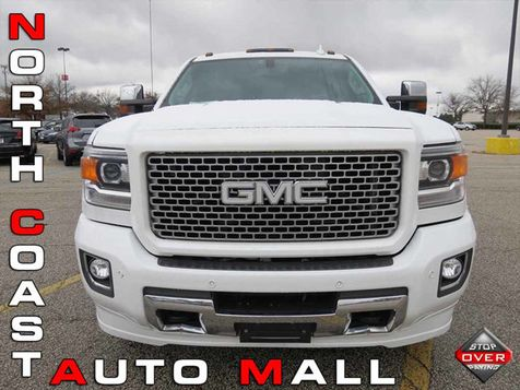2015 GMC Sierra 3500HD Denali in Akron, OH