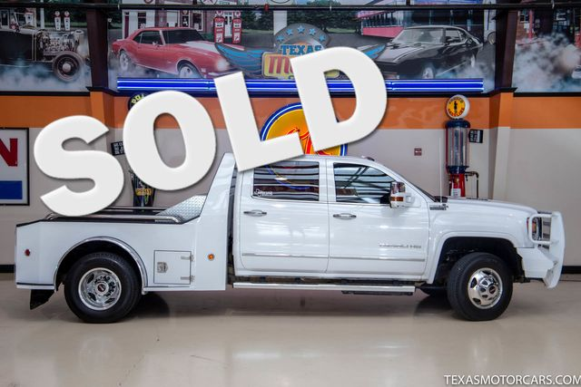 2015 GMC Sierra 3500HD available WiFi Denali 4x4