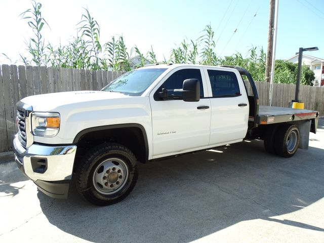 2015 GMC Sierra 3500HD available WiFi Flatbed