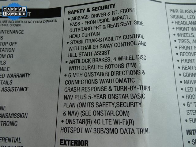 2015 GMC Sierra 3500HD available WiFi Denali Madison, NC 52