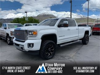 2015 GMC Sierra 3500HD available WiFi Denali | Orem, Utah | Utah Motor Company in  Utah