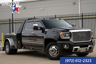 2015 GMC Sierra 3500HD Denali Western Hauler 4x4 Diesel DRW Loaded in Plano, Texas 75093
