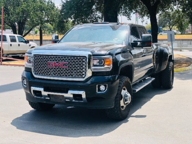 2015 GMC Sierra 3500HD available WiFi Denali in San Antonio, TX 78233