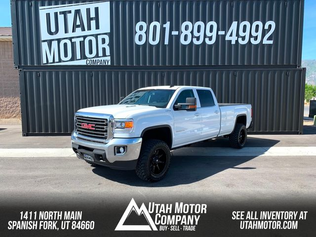 2015 GMC Sierra 3500HD available WiFi SLE in Spanish Fork, UT 84660