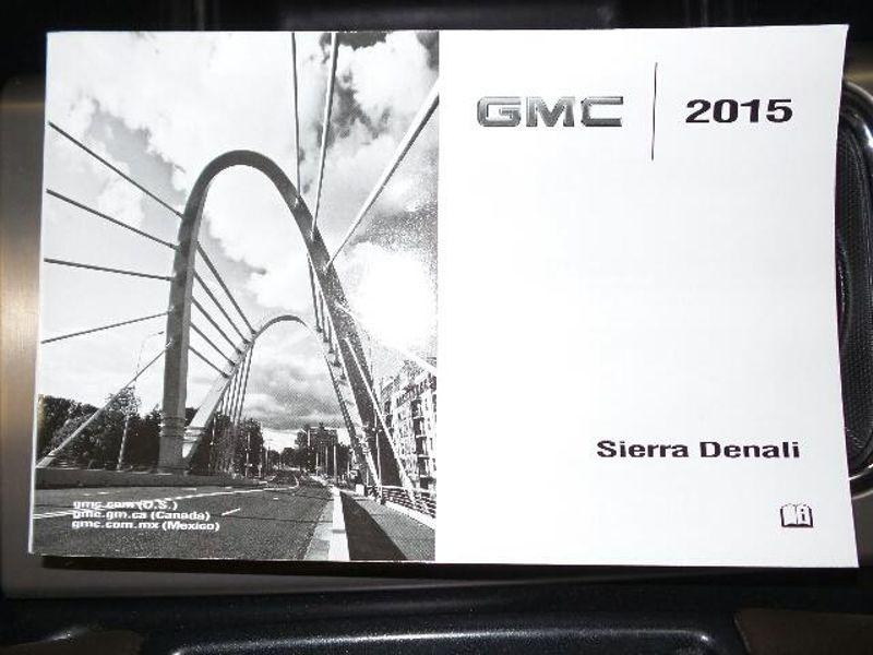 2015 GMC Sierra 3500HD available WiFi Denali  in Victoria, MN