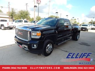 2015 GMC Sierra 3500HD Denali Crew Cab 4X4 in Harlingen, TX 78550