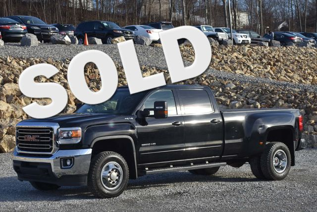 2015 GMC Sierra 3500HD DRW SLE Naugatuck, Connecticut