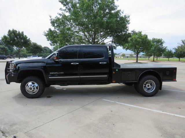 2015 GMC Sierra 3500HD Denali Flatbed in McKinney, Texas 75070