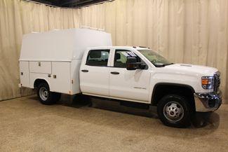 2015 GMC Sierra 3500HD Utility box in Roscoe IL, 61073