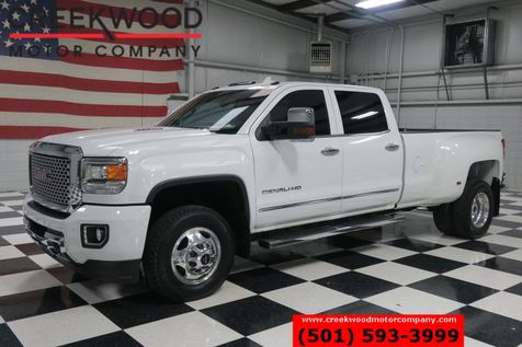 2015 GMC Sierra 3500HD Denali 4x4 Diesel Dually Chrome Nav Leather 1Owner in Searcy, AR