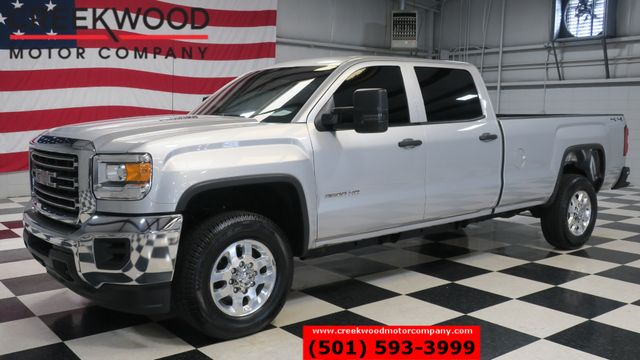 2015 GMC Sierra 3500HD W/T 4x4 Diesel Long Bed Chrome 18s New Tires CLEAN in Searcy, AR 72143