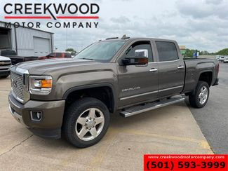 2015 GMC Sierra 2500HD Denali 4x4 Duamax Diesel Allison 1 Owner Low Miles in Searcy, AR 72143