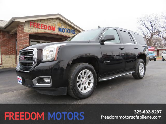 2015 GMC Yukon SLT | Abilene, Texas | Freedom Motors  in Abilene,Tx Texas