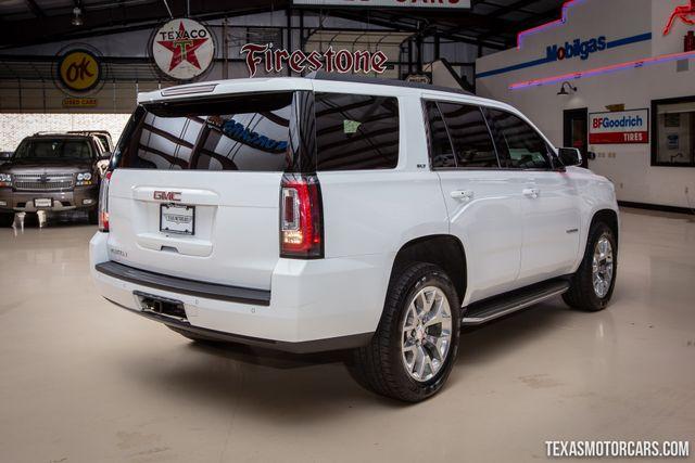 2015 GMC Yukon SLT 4X4 in Addison Texas, 75001